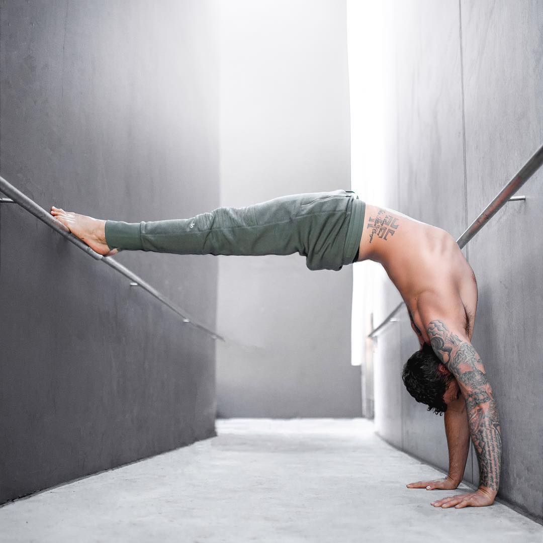 Show them what you're capable of - Calvin Corzine Yoga