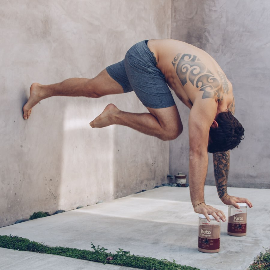 What is up with Starbucks nowdays, I just want to kickstart my heart - Calvin Corzine Yoga