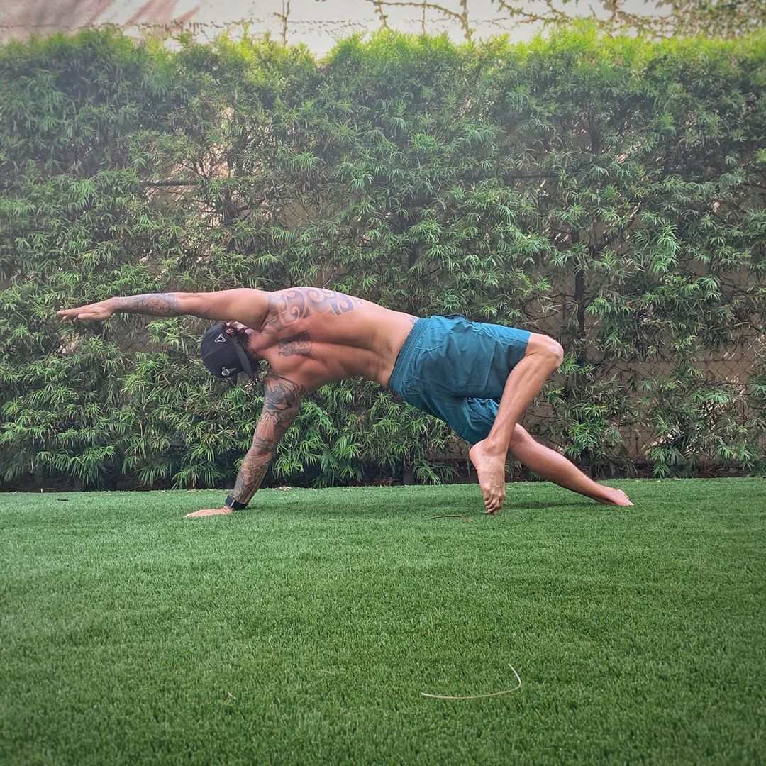Stability and mobility is much better than flexibility - Calvin Corzine Yoga