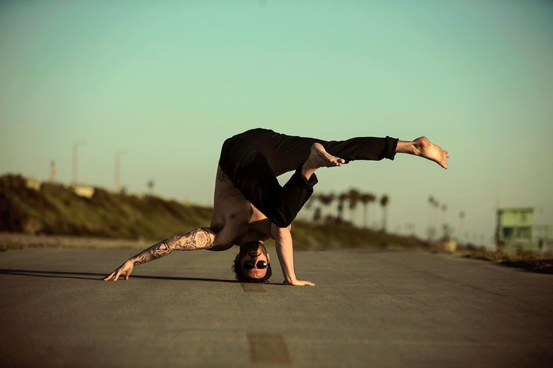 Hangovers are our body reminding us how stupid we are - Calvin Corzine Yoga