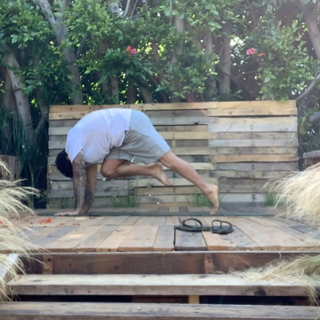 A short sequence that's been a fan favorite - get in on my live classes - Calvin Corzine Yoga