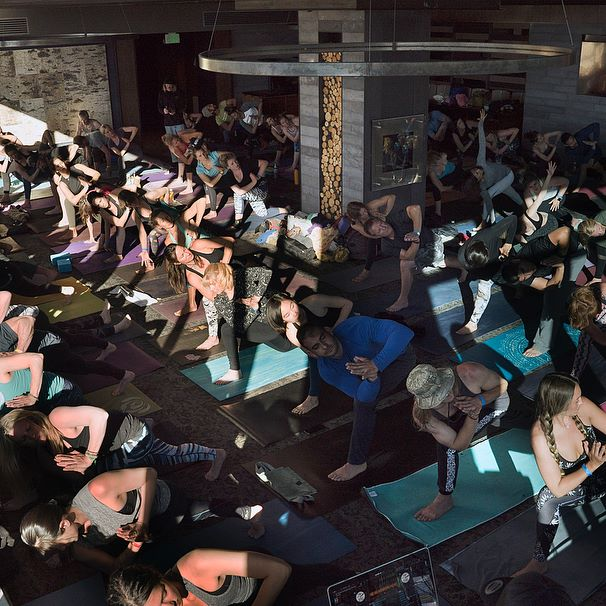 Thanks #mammothyogafestival for an epic weekend.