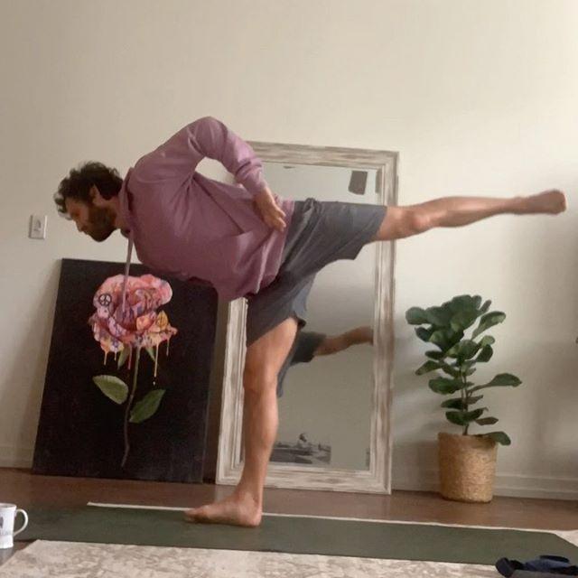 Some lighter movements for a lighter morning - Calvin Corzine Yoga