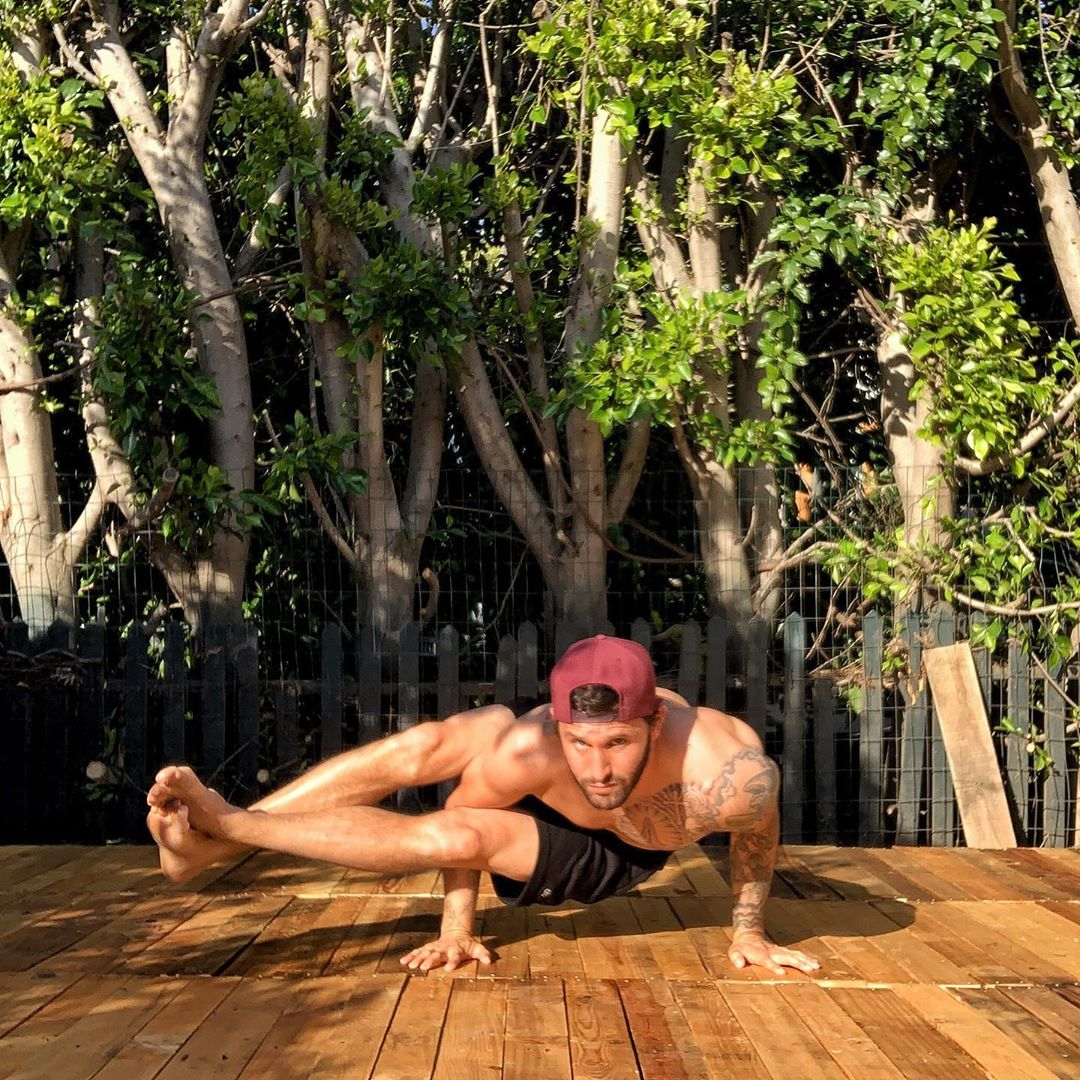 What's your list that's keeping you sane during quarantine? - Calvin Corzine Yoga