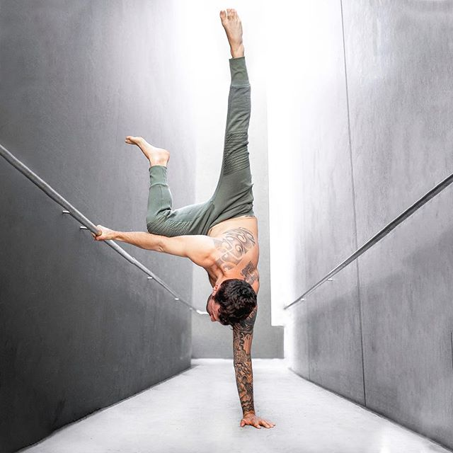 Kill the stress over stuff that doesn't matter - Calvin Corzine Yoga