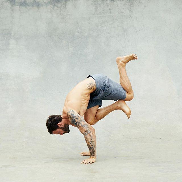 #calvmonster #calvincorzine Calvin Corzine Yoga Pose