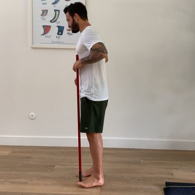 Avoid the slouchasana, learn proper positioning - Calvin Corzine Yoga