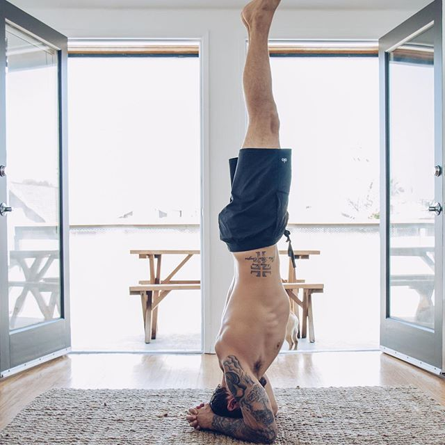 Yoga has helped shaped my life, far beyond the physical