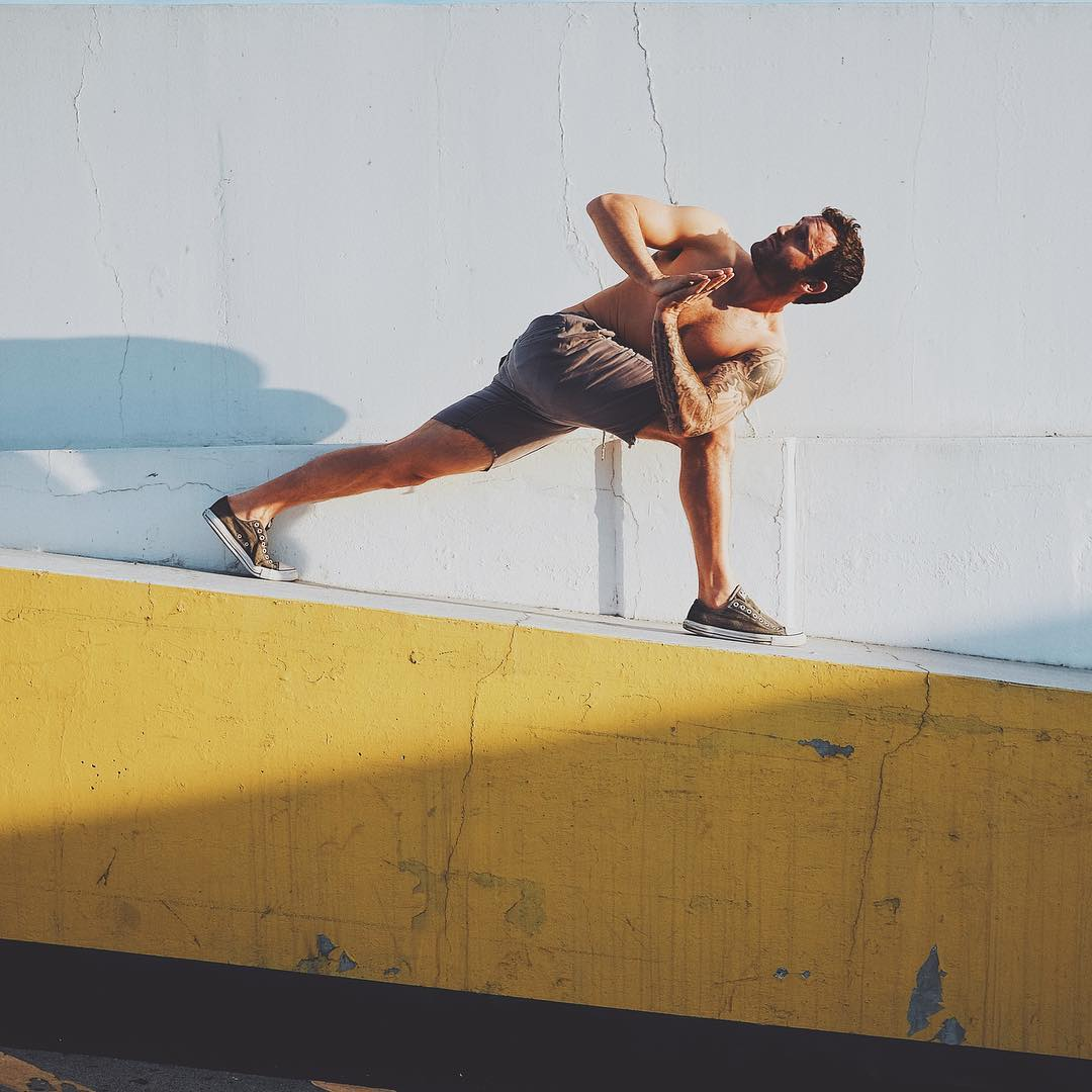 Modify, don't just do your own thing - Calvin Corzine Yoga