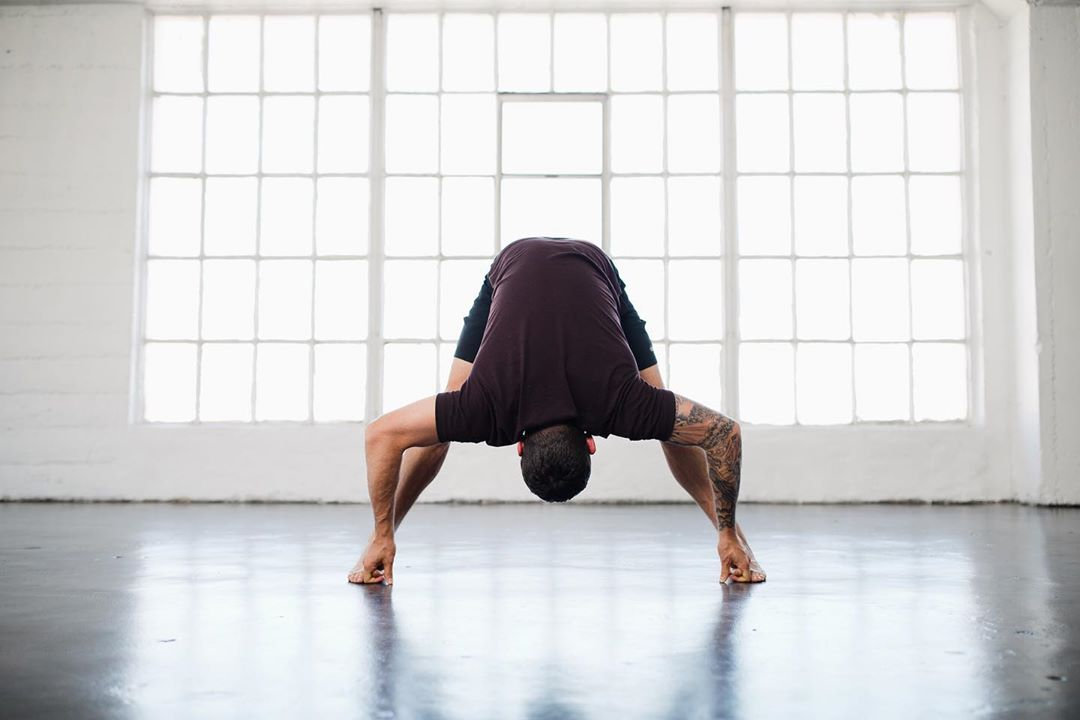 Thank you next, never be jealous when you see someone else with your ex - Calvin Corzine Yoga