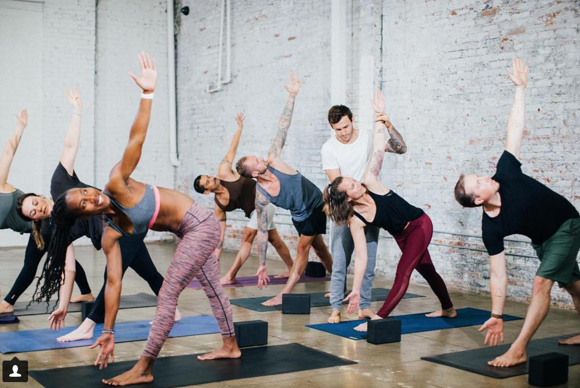 Calvin Corzine Yoga