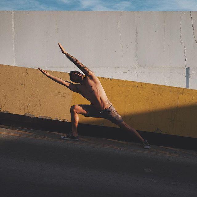 Wise men wise words- Calvin Corzine Yoga
