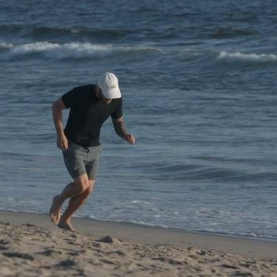 Gotta be able to make fun of yourself - Calvin Corzine Yoga