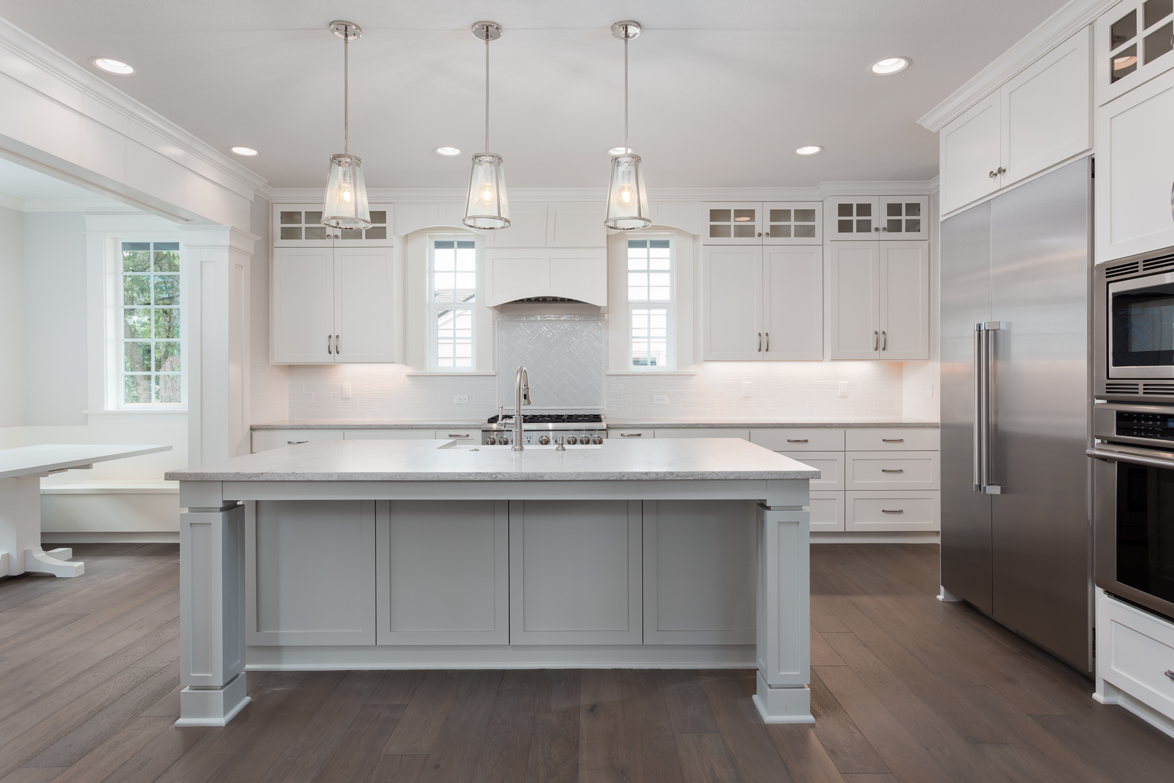 Select Floors Of Marietta Offers Kitchen Cabinet Refacing ...