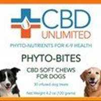 Soft Dog Chews CBD Unlimited Phytonutrients