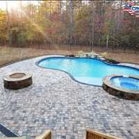 Stanley NC Custom Inground Luxury Concrete Swimming Pools from CPC Pools Call 704-799-5236