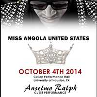 Miss Angola USA Oct 4th