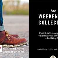 Red Wing Shoes Store Tri County Area Mason OH
