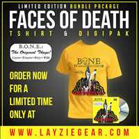 Faces of Death Debut Album Bone Thugs N Harmony