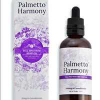 Top Quality Full Spectrum CBD Hemp Oil For Sale Palmetto Harmony 843-331-1246