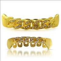 High End Iced Out Grillz FOR SALE At Wholesale Prices