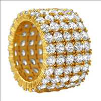 Retailers, Expand Your Iced Out Rings Merchandising With Bling Source