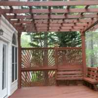 Custom Deck Renovation Buckhead