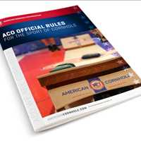 ACO Official Rules Sport of Cornhole