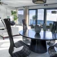 Modern beachfront 4 bedroom villa at Ffryes beach Vacation Rental