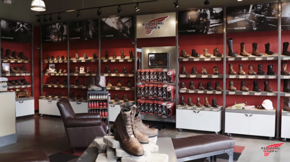 Red Wing Womens Safety Footwear