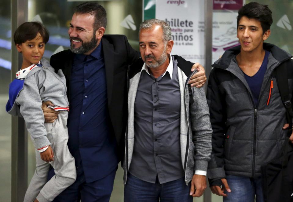 Syrian Man Lands Job as Soccer Coach