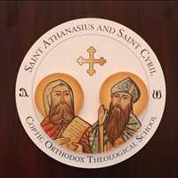 Orthodox Classes Theological Studies Acts Library 909-447-6319 Coptic St Athanasius St Cyril