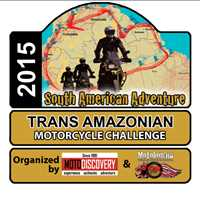 The Trans Amazonian Challenge Motorcycle Tour