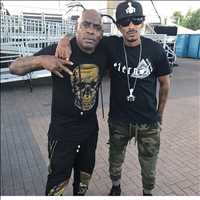 Layzie Bone With Coolio, Repping That BTNH