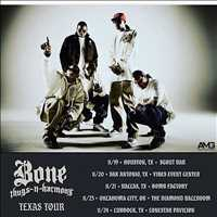 See the Bone Thugs LIVE in Houston!