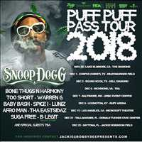 Puff Puff Pass Tour 2018, BE THERE