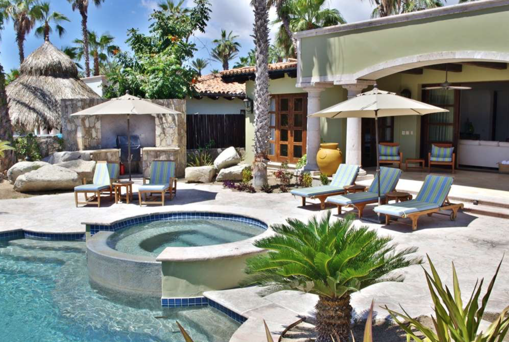 Relax At Casa Maravillas Vacation Rental in Cabo San Lucas Baja California Sur