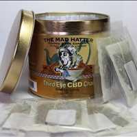 Relaxing Certified Pure Hemp CBD Chai Tea For Sale