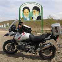 Explore Iran on Motorcycle