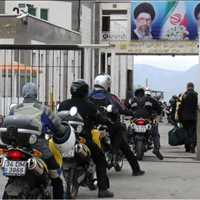 Iran Motorcycle Tour