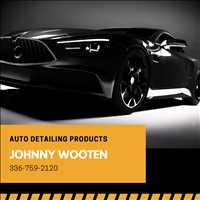Exterior Car Care Products For Sale Online Johnny Wooten 336-759-2120