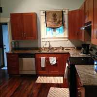 Kitchen Renovations in Historic Savannah Gerogia