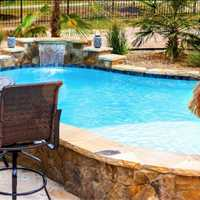 Terrell NC Luxury Gunite Inground Custom Pools from Carolina Pool Consultants Call 704-799-5236