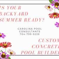 Free Concrete Pool Estimates Terrell NC CPC Pools 704-799-5236