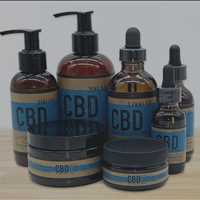 CBD Topicals Oils Salves For Sale Urban CBD Collective 404-443-3224