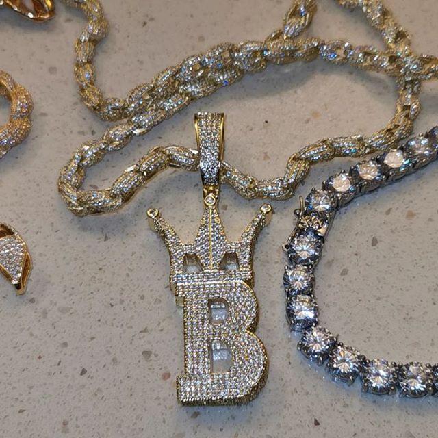 Fresh ice daily, follow Hip Hop Bling Show and Hip Hop Bling TV - We da BEST