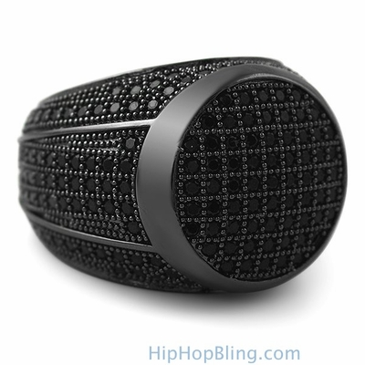Black Hip Hop Ring