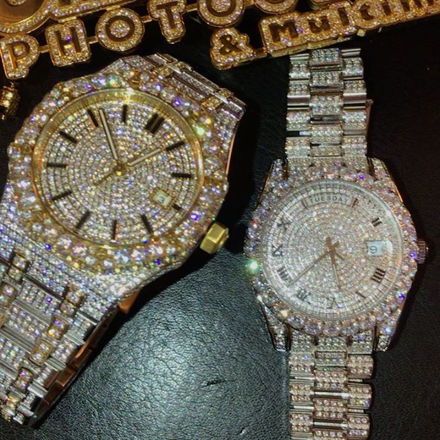 New merch new ice, the freshest iced out pieces for sale online - Hip Hop Bling