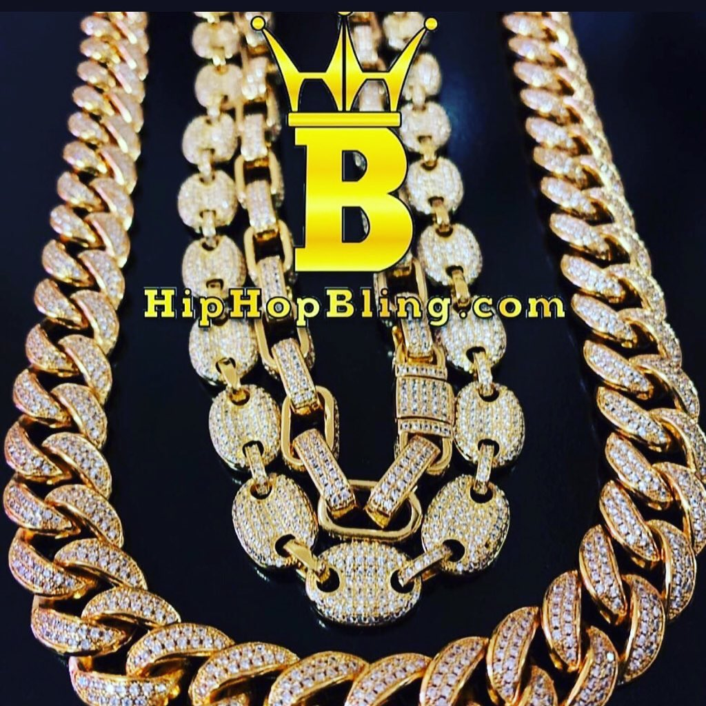 Best chains hot chains, order the best cuban chains and hip hop jewelry online