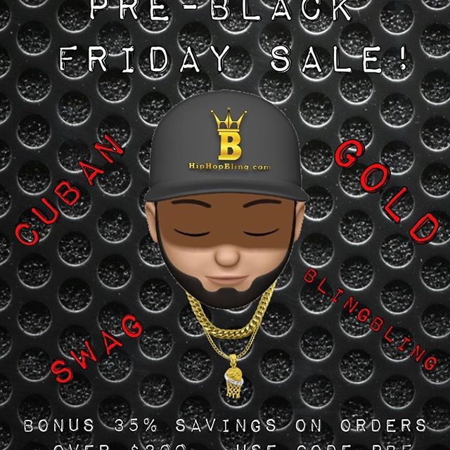 Black Friday Savings start NOW